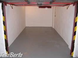 Prenajmem garáž v BA 2. , Reality, Garáže, parkovacie miesta  | Tetaberta.sk - bazár, inzercia zadarmo