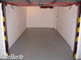 Prenajmem garáž v BA 2.