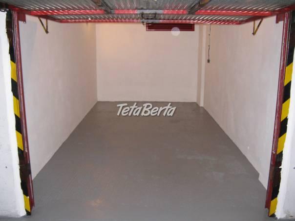 Prenajmem garáž v BA 2., foto 1 Reality, Garáže, parkovacie miesta | Tetaberta.sk - bazár, inzercia zadarmo