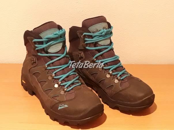 Predám trekingové topánky, foto 1 Hobby, voľný čas, Šport a cestovanie | Tetaberta.sk - bazár, inzercia zadarmo