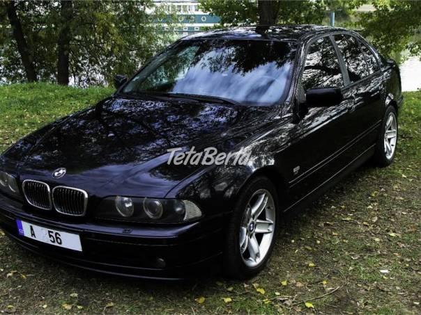 BMW Řada 5 525i, foto 1 Auto-moto, Automobily | Tetaberta.sk - bazár, inzercia zadarmo