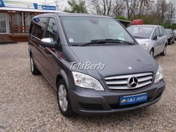 Mercedes-Benz Viano 2,2 CDI, foto 1 Auto-moto, Automobily | Tetaberta.sk - bazár, inzercia zadarmo