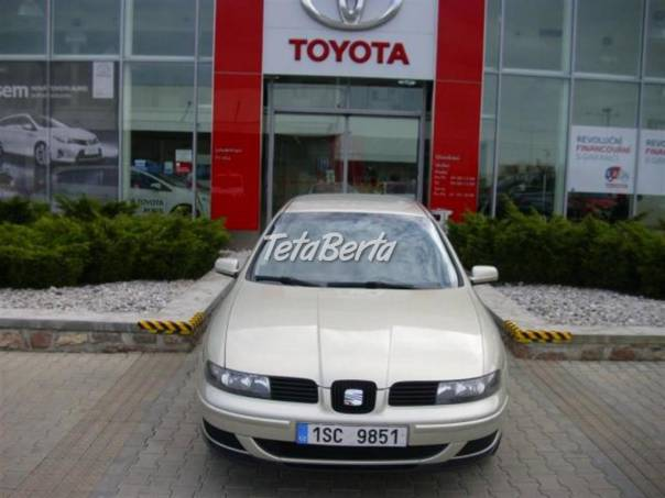 Seat Toledo 1,6 2MAJ SER KNiHA DIG KLIMA, foto 1 Auto-moto, Automobily | Tetaberta.sk - bazár, inzercia zadarmo