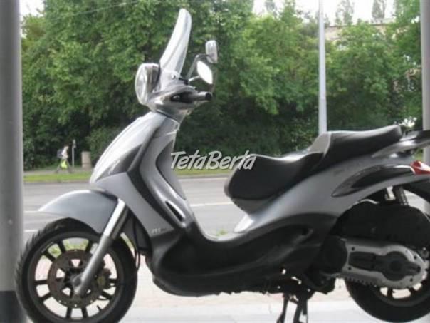 Piaggio Beverly , foto 1 Auto-moto   Tetaberta.sk - bazár, inzercia zadarmo