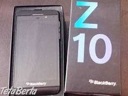 Blackberry Z10 , Elektro, Mobilné telefóny  | Tetaberta.sk - bazár, inzercia zadarmo