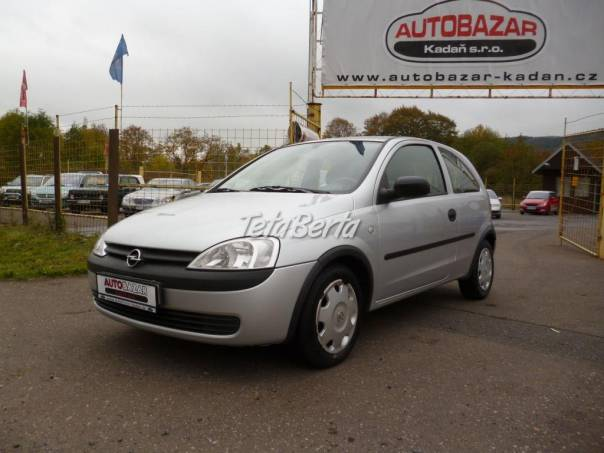 Opel Corsa 1,0 SERVO, foto 1 Auto-moto, Automobily | Tetaberta.sk - bazár, inzercia zadarmo