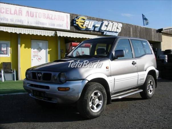 Nissan Terrano 2.7 TD,  4x4,DIESEL,KLIMA, foto 1 Auto-moto, Automobily   Tetaberta.sk - bazár, inzercia zadarmo