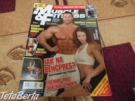 Predám staršie časopisy Muscle Fitness. , Hobby, voľný čas, Ostatné  | Tetaberta.sk - bazár, inzercia zadarmo