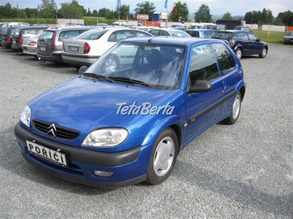 Citroën Saxo 1.4i VTS, foto 1 Auto-moto, Automobily | Tetaberta.sk - bazár, inzercia zadarmo