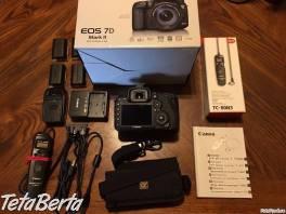 Canon EOS 7D Mark II WhatsApp: +447452264959 , Elektro, Foto  | Tetaberta.sk - bazár, inzercia zadarmo