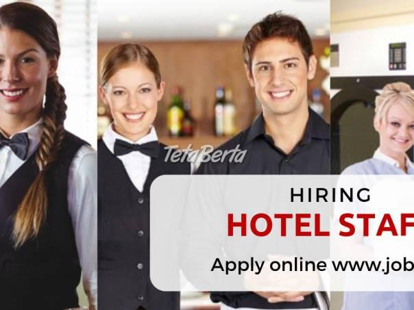 HOTEL STAFF WANTED FOR 5* HOTELS IN GREECE , foto 1 Práca, Hoteliérstvo a gastronómia | Tetaberta.sk - bazár, inzercia zadarmo