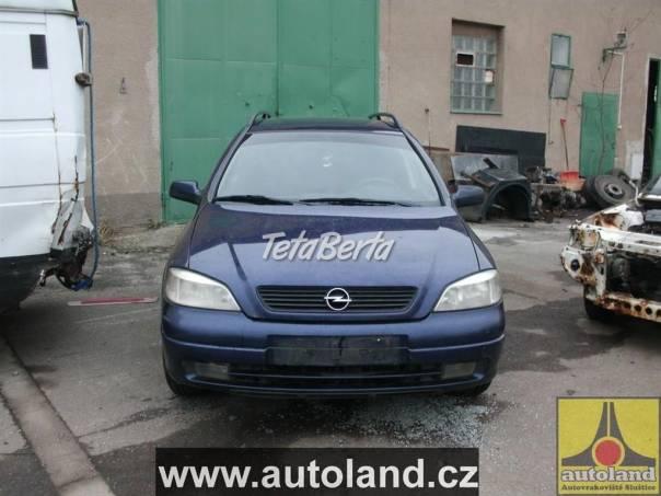 Opel Astra 1,7, foto 1 Auto-moto | Tetaberta.sk - bazár, inzercia zadarmo