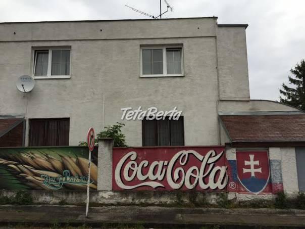 Predáme Veľký Rodinný dom, 2x 2 izb. byt a zabehnutá reštaurácia v Rači, foto 1 Reality, Domy | Tetaberta.sk - bazár, inzercia zadarmo