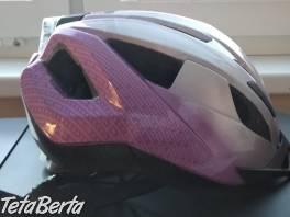 Predám cyklistickú prilbu Crivit - Lidl veľ.54-60cm , Hobby, voľný čas, Šport a cestovanie  | Tetaberta.sk - bazár, inzercia zadarmo