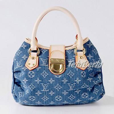 Kabelka Louis Vuitton Denim, foto 1 Móda, krása a zdravie, Kabelky a tašky