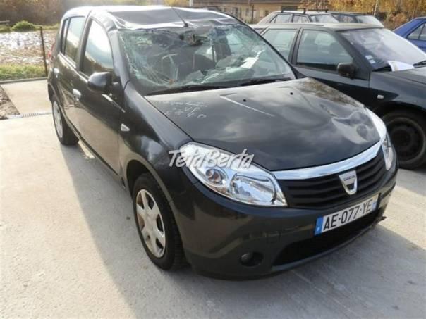 Dacia Sandero 1.4 mpi tel:, foto 1 Auto-moto   Tetaberta.sk - bazár, inzercia zadarmo