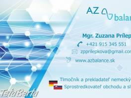 Tlmočenie a preklady nemecký jazyk , Obchod a služby, Preklady, tlmočenie a korektúry  | Tetaberta.sk - bazár, inzercia zadarmo