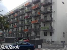 Prenájom 2 izbového bytu na 1/5, 36+8 m2 balkón, s vlastným vyhradeným parkovaním vo výbornej lokalite Prievozska ul..  , Reality, Byty  | Tetaberta.sk - bazár, inzercia zadarmo