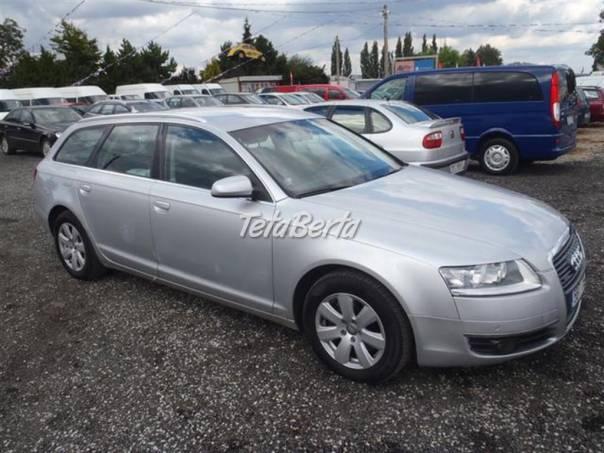 Audi A6 2,7 TDI QUATTRO NAVI, foto 1 Auto-moto, Automobily | Tetaberta.sk - bazár, inzercia zadarmo