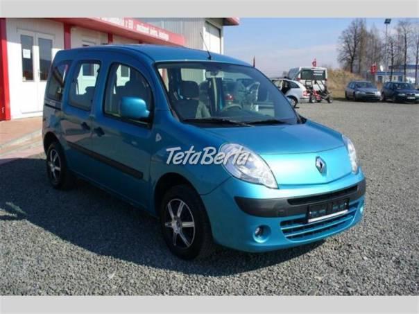 Renault Kangoo 1.5 dCi, servis, klima, tažný,.., foto 1 Auto-moto, Automobily | Tetaberta.sk - bazár, inzercia zadarmo