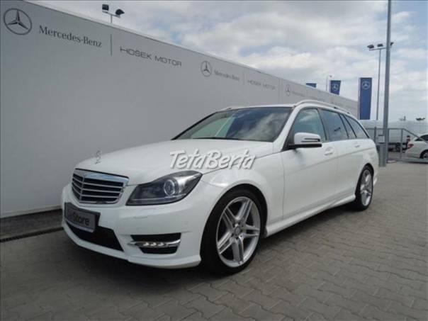 Mercedes-Benz Třída C 2,2 C 250 CDI 4M T AMG 1maj/CZ, foto 1 Auto-moto, Automobily | Tetaberta.sk - bazár, inzercia zadarmo