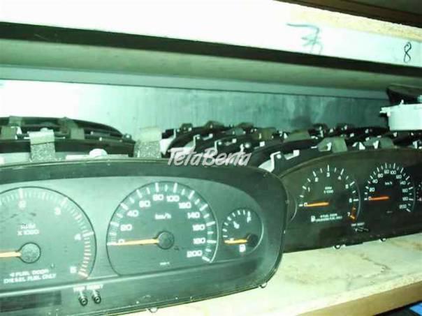 Chrysler Grand Voyager Budíky - výprodej, foto 1 Auto-moto | Tetaberta.sk - bazár, inzercia zadarmo