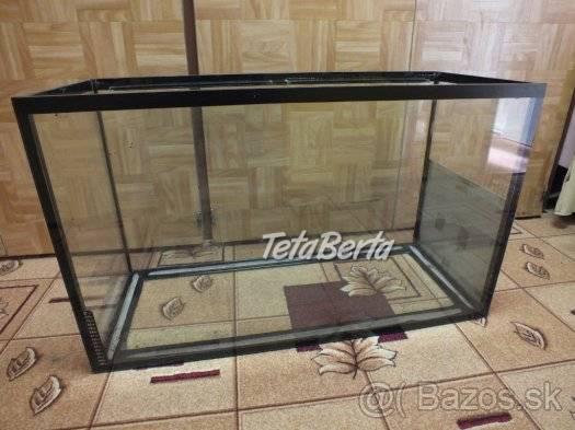 Predám akvárium okolo 100 litrové., foto 1 Zvieratá, Ostatné | Tetaberta.sk - bazár, inzercia zadarmo