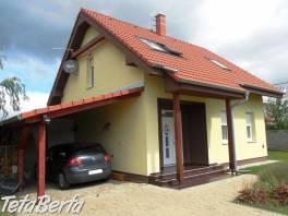 * RK BOREAL ** Novostavba 4izb. RD s terasou, ÚP 107 m2, na 5á pozemku v Chorvátskom Grobe , Reality, Domy  | Tetaberta.sk - bazár, inzercia zadarmo