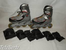 Kolieskové korčule značky - Tempish - veľkosť 42 , Hobby, voľný čas, Šport a cestovanie  | Tetaberta.sk - bazár, inzercia zadarmo