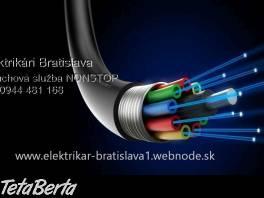 Elektrikár Bratislava - NONSTOP , Obchod a služby, Stroje a zariadenia  | Tetaberta.sk - bazár, inzercia zadarmo