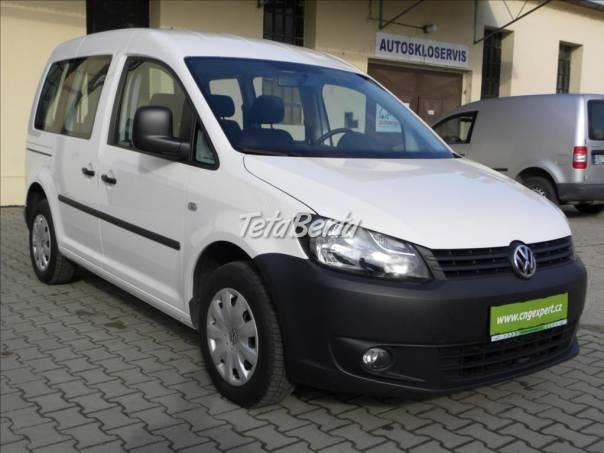 Volkswagen Caddy 2,0 CNG, life  EcoFuel, foto 1 Auto-moto, Automobily | Tetaberta.sk - bazár, inzercia zadarmo