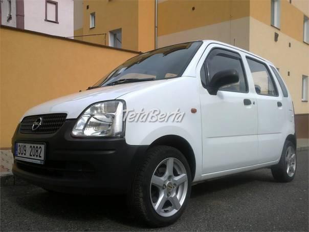 Opel Agila R.V. 2003 NAJETO 99000 Km, KOUPENO NOVE V ČR, DRUH, foto 1 Auto-moto, Automobily | Tetaberta.sk - bazár, inzercia zadarmo