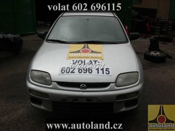 Mazda 323 1,5, foto 1 Auto-moto   Tetaberta.sk - bazár, inzercia zadarmo