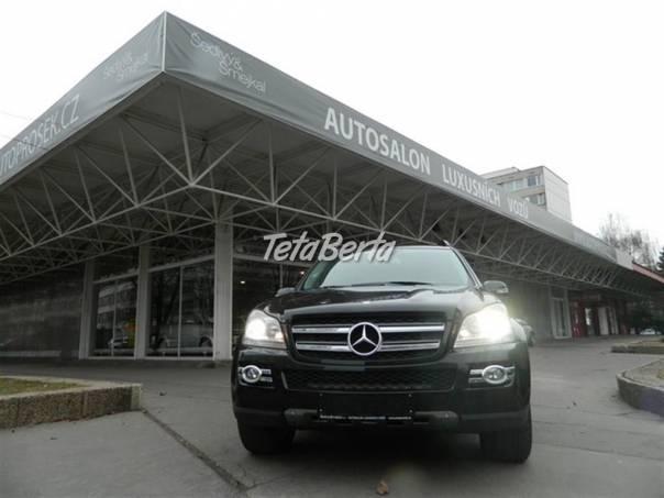 Mercedes-Benz Třída GL 420CDI 4MATIC,CZ PŮVOD,SERV.KN, foto 1 Auto-moto, Automobily | Tetaberta.sk - bazár, inzercia zadarmo