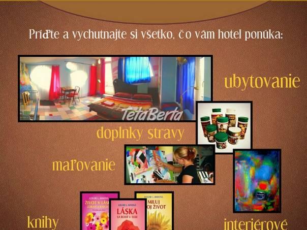 hotel galéria bratislava, ubytovanie za lacno bratislava, foto 1 Hobby, voľný čas, Šport a cestovanie | Tetaberta.sk - bazár, inzercia zadarmo