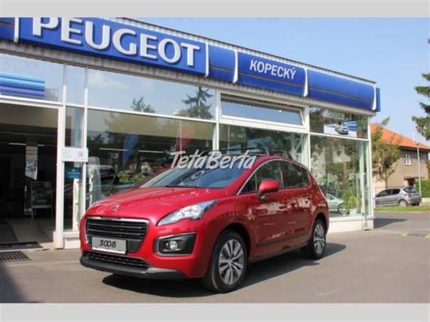 Peugeot 3008 ACTIVE 1.6 HDi 115k MAN6, foto 1 Auto-moto, Automobily | Tetaberta.sk - bazár, inzercia zadarmo