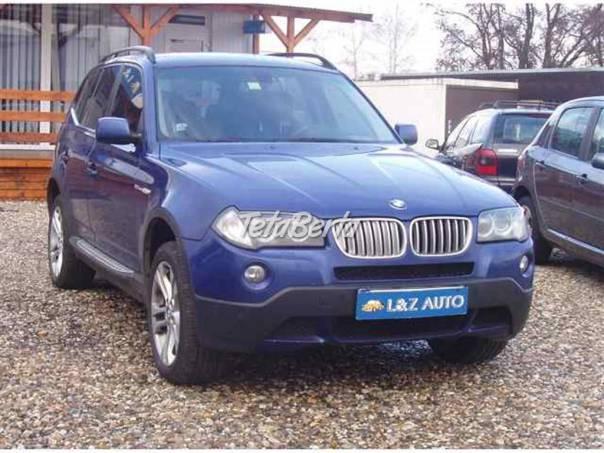 BMW X3 3,0 SD, foto 1 Auto-moto, Automobily | Tetaberta.sk - bazár, inzercia zadarmo
