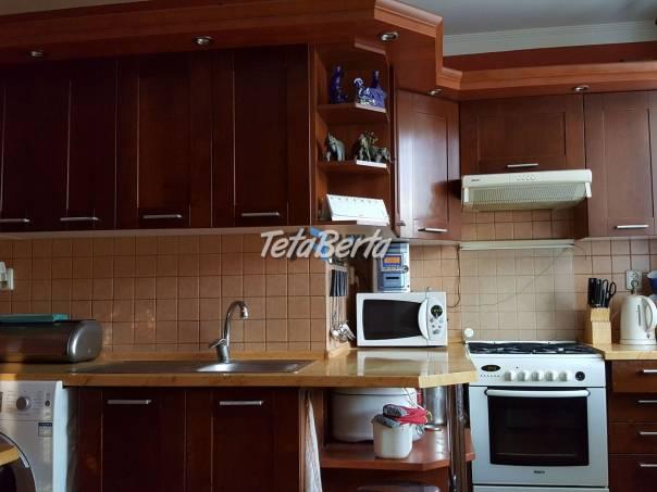 Zrekonštruovaný 3-izbový byt v blízkosti Jazera pri Hornáde, foto 1 Reality, Byty | Tetaberta.sk - bazár, inzercia zadarmo