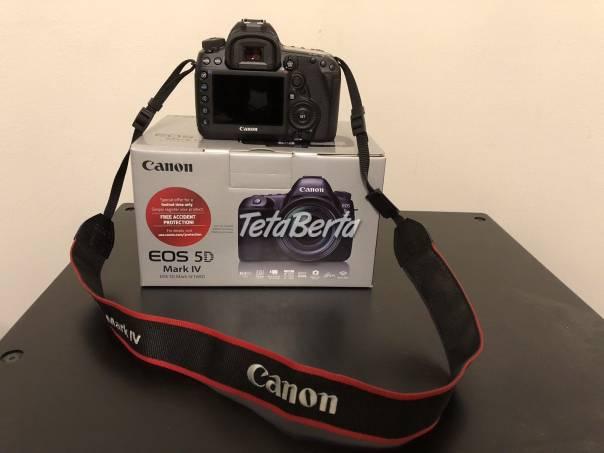 Canon EOS 5D Mark IV Digital SLR Camera, foto 1 Elektro, Video, dvd a domáce kino | Tetaberta.sk - bazár, inzercia zadarmo