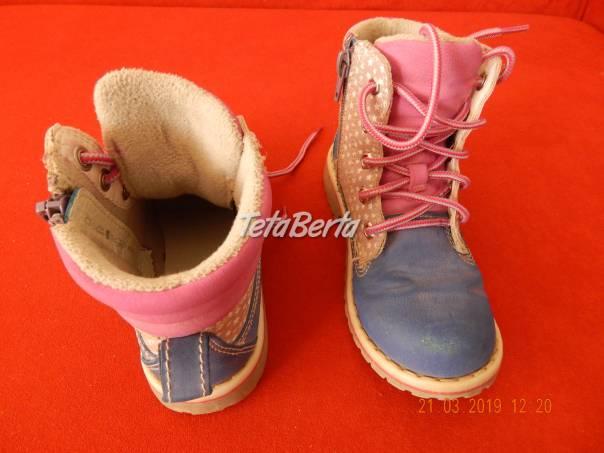 Detské prechodné topánky, foto 1 Pre deti, Detská obuv | Tetaberta.sk - bazár, inzercia zadarmo