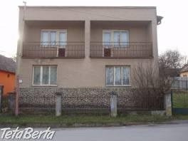 Dom na predaj, BENIAKOVCE, Košice-okolie , Reality, Domy  | Tetaberta.sk - bazár, inzercia zadarmo