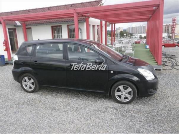 Toyota Corolla Verso 2.2 D-4D,digiklima,ZAMLUVEN, foto 1 Auto-moto, Automobily | Tetaberta.sk - bazár, inzercia zadarmo