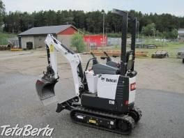 Minibagr Bobcat EG10B , Poľnohospodárske a stavebné stroje, Stavebné stroje  | Tetaberta.sk - bazár, inzercia zadarmo