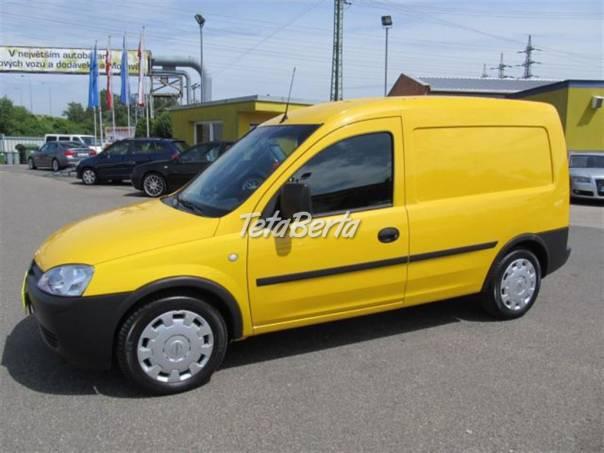 Opel Combo 1.6CNG ČR 1.maj serviska, foto 1 Auto-moto, Automobily   Tetaberta.sk - bazár, inzercia zadarmo