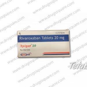 Rpigat 20 mg Rivaroxaban Tablet, foto 1 Móda, krása a zdravie, Starostlivosť o zdravie | Tetaberta.sk - bazár, inzercia zadarmo