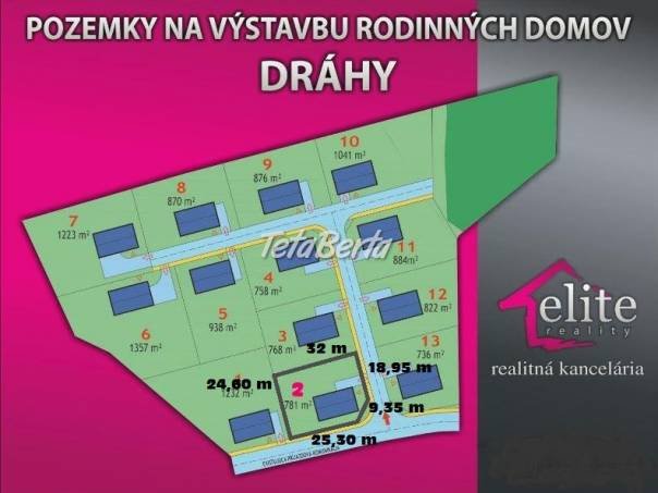 RE01021009 Pozemok / Trvalé trávnaté porasty (Predaj), foto 1 Reality, Pozemky | Tetaberta.sk - bazár, inzercia zadarmo
