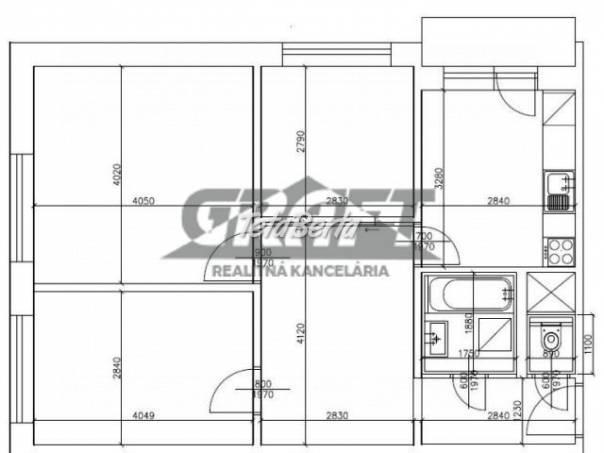 GRAFT ponúka 3-izb. byt Smolenická ul. - Petržalka , foto 1 Reality, Byty | Tetaberta.sk - bazár, inzercia zadarmo
