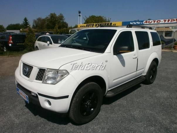 Nissan Pathfinder 2.5 DCI 7.MÍST 4X4, foto 1 Auto-moto, Automobily | Tetaberta.sk - bazár, inzercia zadarmo