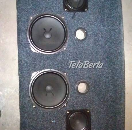Reproduktory Tesla + vyhybka BS acoustic, foto 1 Elektro, Reproduktory, mikrofóny, slúchadlá | Tetaberta.sk - bazár, inzercia zadarmo
