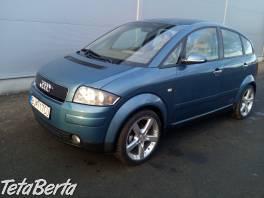 Audi A2- 1.4 , Auto-moto, Automobily  | Tetaberta.sk - bazár, inzercia zadarmo